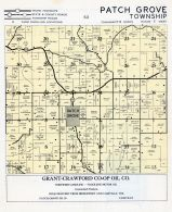 Patch Grove Township, Grant County 1956