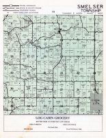 Smelser Township, Cuba City, Grant County 1956
