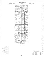 Beetown Township - West, Grant County 1990