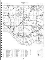 Cassville Township - East, Grant County 1990