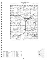 Glen Haven Township - East, Grant County 1990