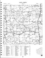 Hazel Green Township, Grant County 1990