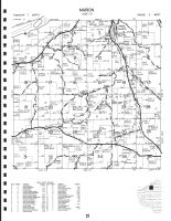 Marion Township, Grant County 1990