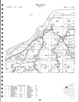 Millville Township, Grant County 1990