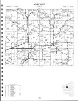 Mount Hope Township, Grant County 1990
