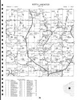 North Lancaster Township, Lancaster City, Grant County 1990