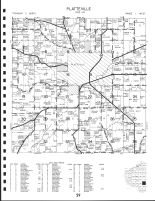 Platteville Township, Grant County 1990