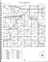 South Lancaster Township, Lancaster, Grant County 1990