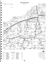 Watterstown Township, Blue River, Grant County 1990