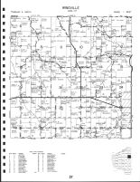 Wingville Township, Montfort, Grant County 1990