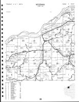 Woodman Township, Grant County 1990