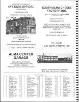 Adams and Alma Townships Owners Directory, Ad, Jackson County 1986