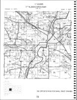 Code 15 - Albion Township - NE, Adams Township - South, Brockway Township - West, Black River Falls, Jackson County 1986
