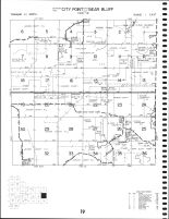 Code 19 - City Point Township - Southeast, Bear Bluff Township - North, Jackson County 1986