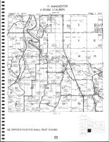 Code 22 - Manchester Township - West, Irving Township - East, Albion Township - South, Jackson County 1986