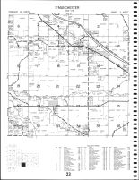 Code 23 - Manchester Township - East, Jackson County 1986