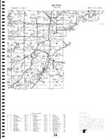 Code 28 - Melrose Township, Jackson County 1986