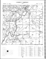 Code 9 - Adams Township - East, Komensky Township - Northwest, Jackson County 1986
