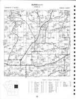 Burns Township - South, Rockland, La Crosse County 1972