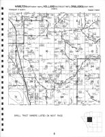 Hamilton Township - Northwest, Holland Township - Southeast, Onalska Township - East, Holmen, Midway, La Crosse County 1972