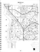 Shelby Township, Mill Stream, La Crosse County 1972