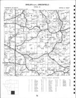 Shelby Township - East, Greenfield Township, St. Joseph, La Crosse County 1972
