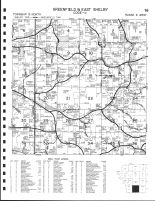 Code 16 - Greenfield and East Shelby Townships, St. Joseph, La Crosse County 1993