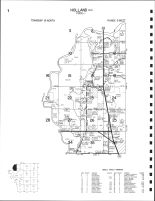 Code 1 - Holland Township - Northwest, La Crosse County 1993
