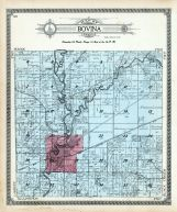 Bovina Township, Shiocton, Outagamie County 1917