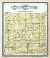 Cicero Township, Lawrenceville, Shioc River, Outagamie County 1917