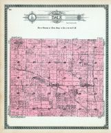 Dale Township, Melina, Squaw Lake, Snake Lake, Outagamie County 1917