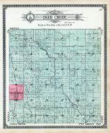 Deer Creek Township, Bear Creek, Embarras River, Outagamie County 1917