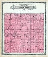 Ellington Township, Stephensville, Outagamie County 1917