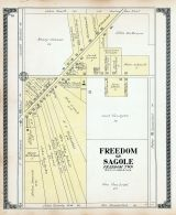 Freedom , Sagole, Outagamie County 1917