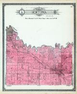 Hortonia Township, New London, Hortonville, Outagamie County 1917