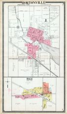 Hortonville, Dale, Outagamie County 1917