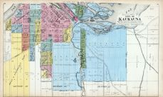 Kaukauna City - South, Outagamie County 1917