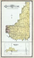 Liberty Township, New London, Medina, Outagamie County 1917