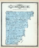 Maple Creek Township, Sugar Bush P.O., Outagamie County 1917