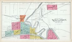 New London - North, Outagamie County 1917