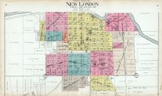 New London - South, Outagamie County 1917