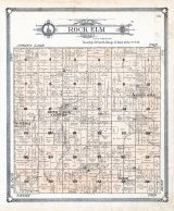 Rock Elm Township, Waverly, Exile, Farm Hill, Pierce County 1905