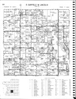 Garfield Township - EastLincoln Township - West, Polk County 1980
