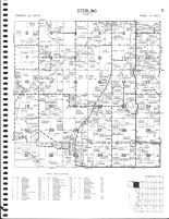 Sterling Township - East, Polk County 1980