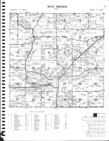 West Sweden Township, Frederic, Polk County 1980