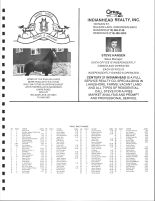 Balsam Lake Township Owners Directory, Polk County 1988