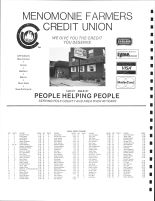 Clayton Township Owners Directory, Polk County 1988