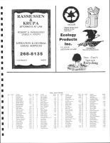 East Alden Township Owners Directory, Polk County 1988