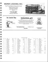 Luck Township Owners Directory, Polk County 1988