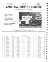 West Alden and East Farmington Townships Owners Directory, Polk County 1988